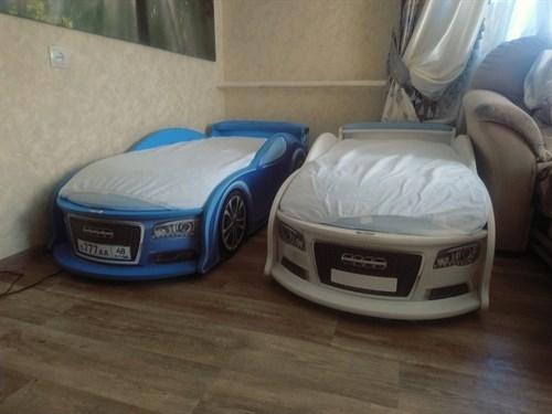 "Кровать-машина UNO ""Ауди А6"" - фото 10962"