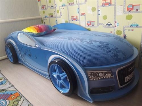 "Кровать-машина UNO ""Ауди А6"" - фото 10964"
