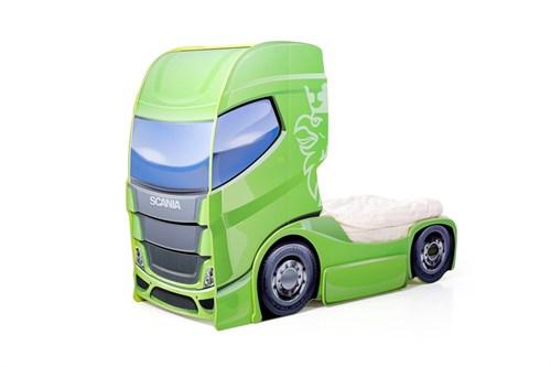 """Кровать-грузовик """"Скания+1"""" - фото 11945"""