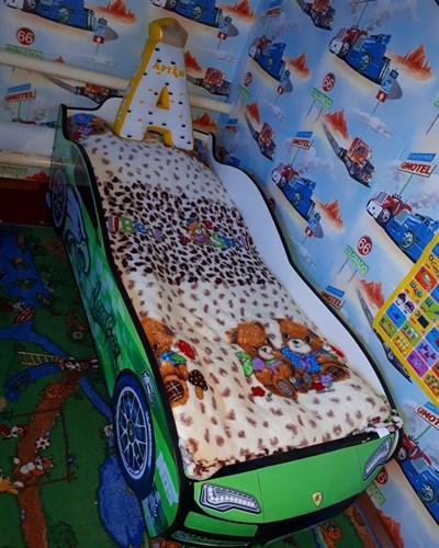 Кровать-машина ТУРБО ГУДЗОН - фото 13716