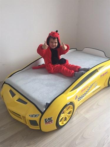 Кровать-машина Ламба NEXT-2 с подъёмным механизмом - фото 14149