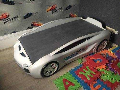 Кровать-машина Ламба NEXT с подъёмным механизмом - фото 14220
