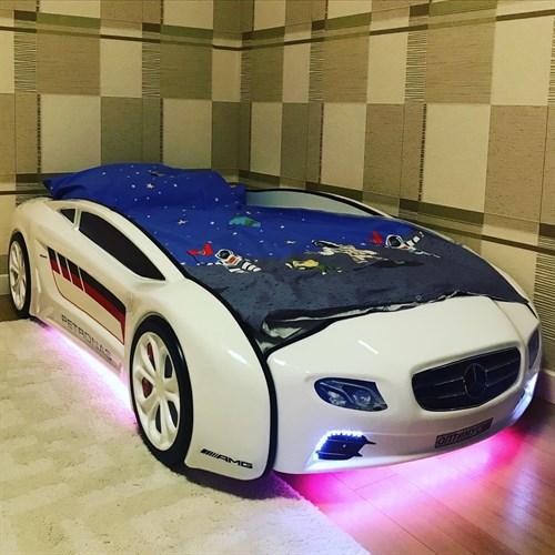 Кровать-машина Roadster «Мерседес» - фото 14247