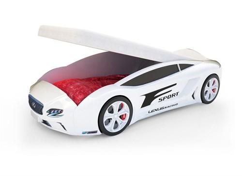 Кровать-машина Roadster «Мерседес» с подъемным механизмом - фото 14316