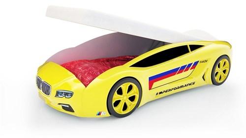Кровать-машина Roadster «БМВ» с подъемным механизмом - фото 14331