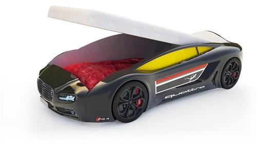 Кровать-машина Roadster «Ауди» с подъемным механизмом - фото 14352