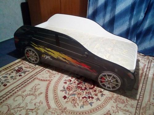 Кровать-машина Мерседес GL - фото 14399