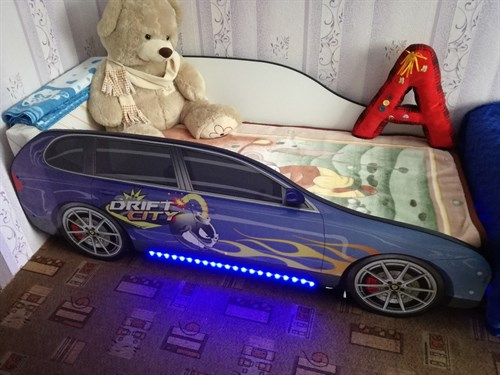 Кровать-машина Porsche Cayenne - фото 14414
