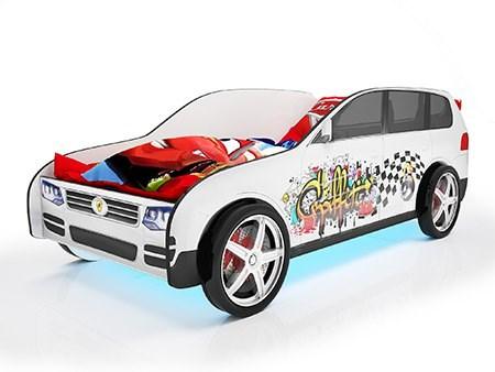 Кровать-машина VW Туарег - фото 14438