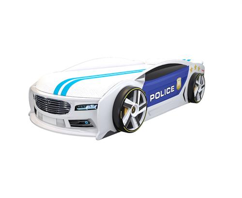 Кровать-машина МАНГО «Полиция 2» - фото 14553