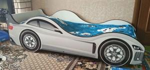 Кровать-машина Ауди Карлсона