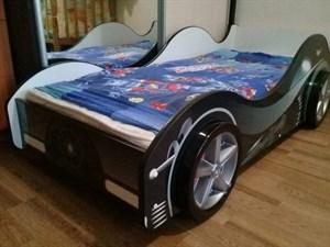 Кровать-машина Бэтмобиль Карлсона