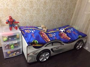 Кровать-машина Порше Карлсона