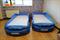 """Кровать-машина """"Мустанг"""" 3D синяя - фото 11819"""