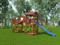Детская площадка IgraGrad Панда Фани Мостик - фото 12221